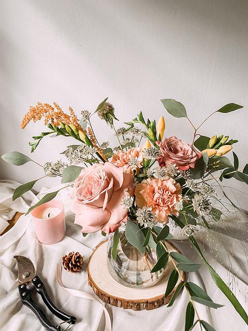 [VIRTUAL] Fresh Vase Arrangement Workshop, 26 Sept, 2pm