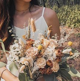 Preserved Bridal Bouquet (Fuss free, florist's pick)