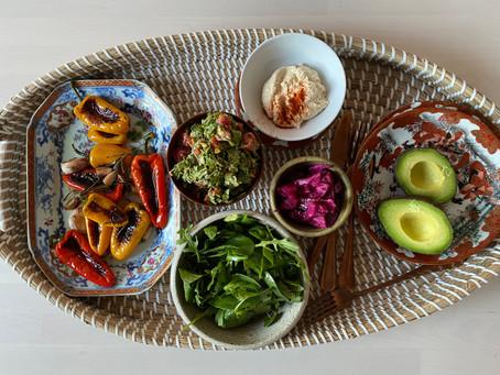Vegan & Gluten Free Mezze