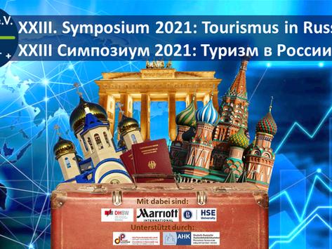 Tourismus als Wirtschaftsmotor für Russland