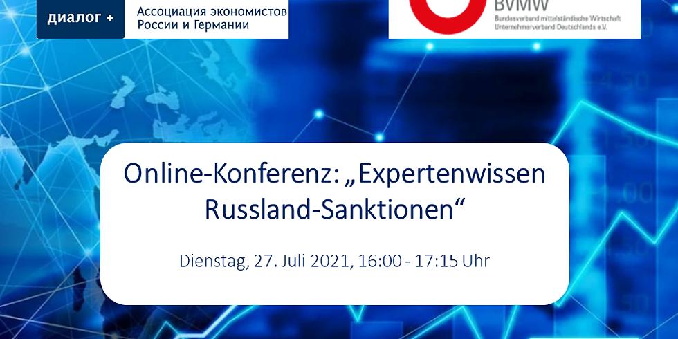 """Online-Konferenz: """"Expertenwissen Russland-Sanktionen"""""""