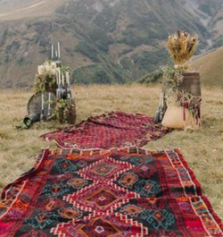 rug backdrop
