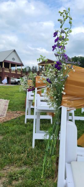 Bride at South River