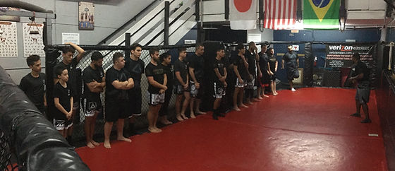 Mixed Martial Arts Program in Miami at Miami WMB