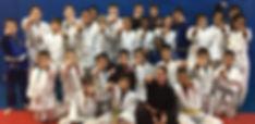 Kids Jiu-Jitsu program in Miami at Miami WMB