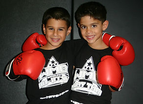 Kids Martial Arts at Miami WMB