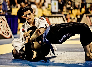 Brazilian Jiu-Jitsu at Miami WMB