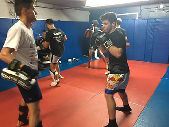 Kickboxing Program in Miami at Miami WMB