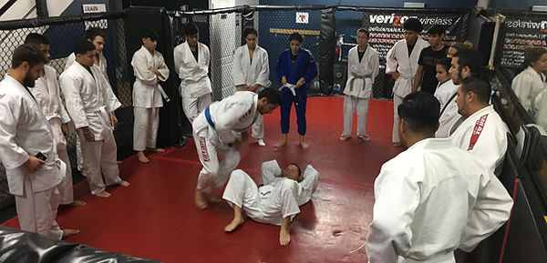 Brazilian Jiu-Jitsu Program in Miami at Miami WMB