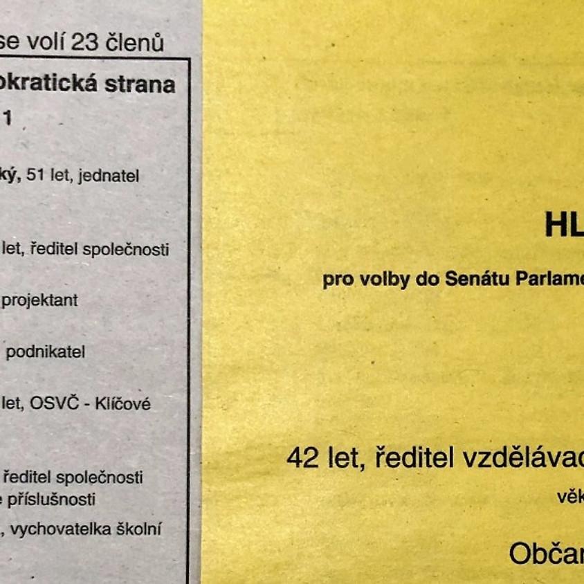 Komunální a senátní volby 2018