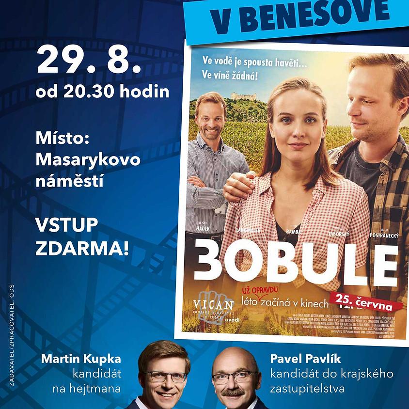 Letní kino Benešov