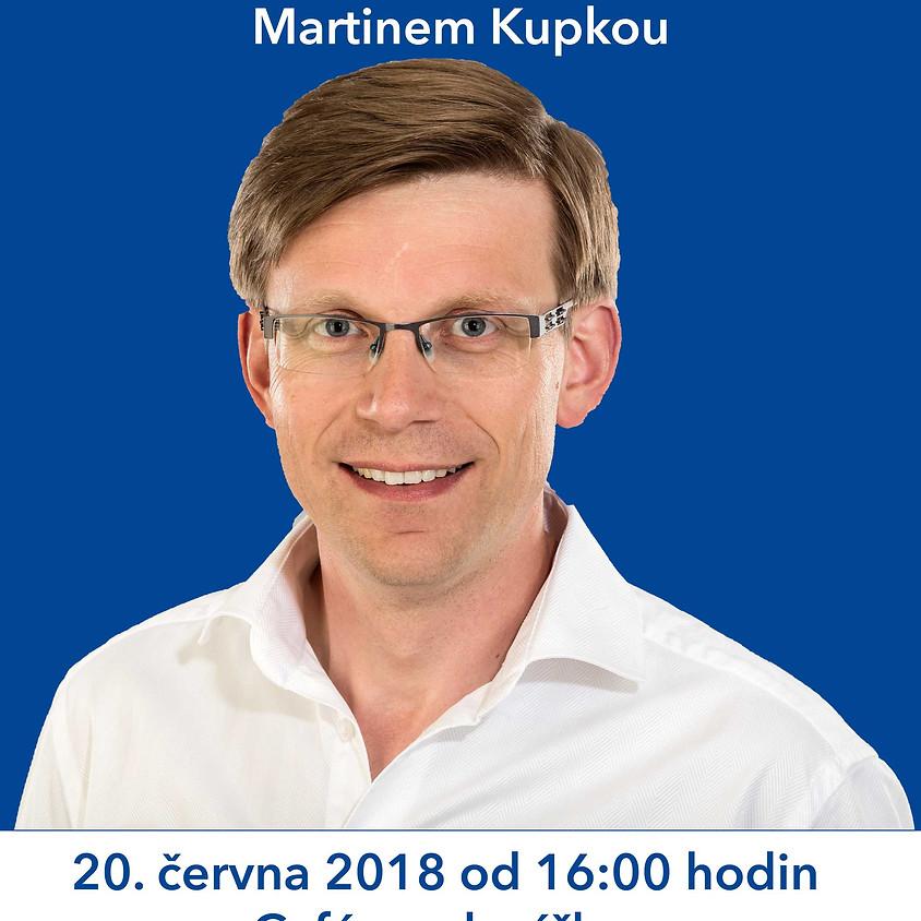 Poslanecký den Martina Kupky v Benešově