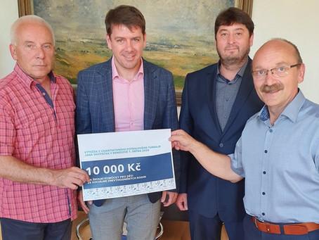 Charitativní fotbalový turnaj Jana Skopečka