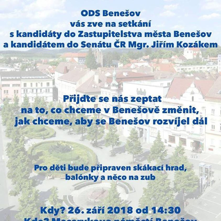Setkání s kandidáty ODS
