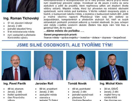 Volební noviny