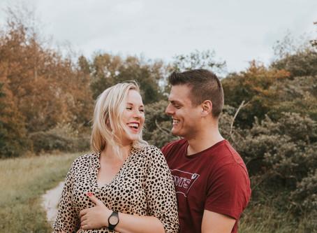 Zwangerschapsshoot in Rockanje: Celia & Dylan