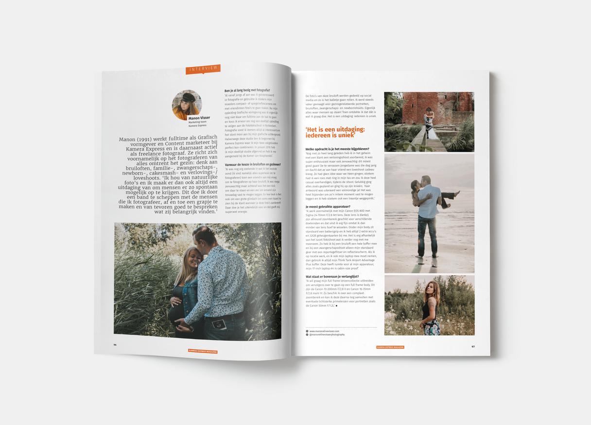 Kamera Express magazine 2018