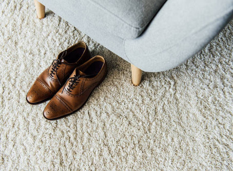 Five Reasons Why You Should Ban Shoes in the House