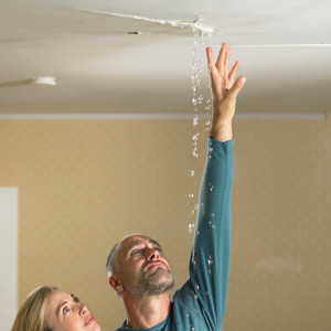 How to fix Ceiling Water Damage