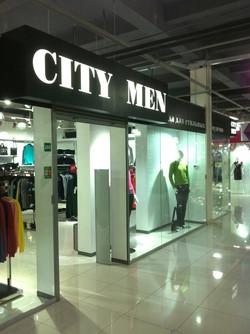 Бутик одежды «City Men».