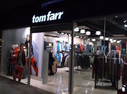 Магазин одежды «Tom Farr».