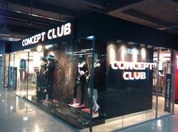 Бутик «Concept Club»