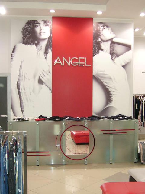 Бутик «Angel».