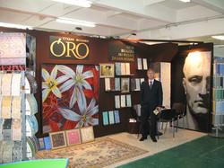 Выставочное место салона «ORO».