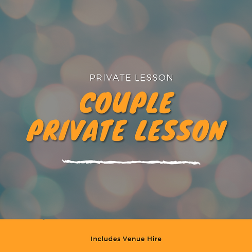 Private Class - Couple (Lead and Follow)