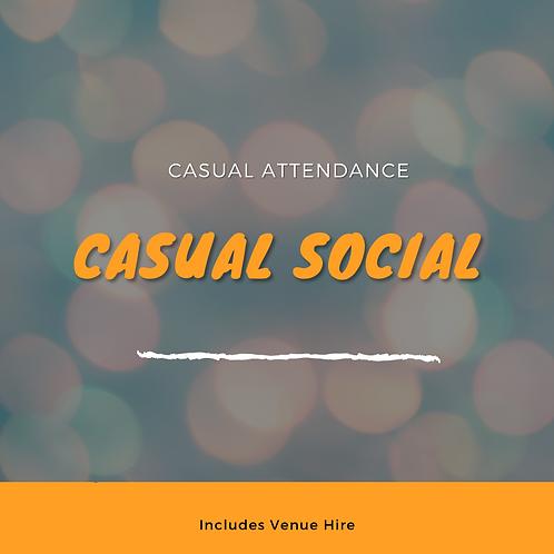 Single Monday Social/Party