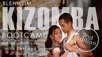 Blenheim Kizomba Bootcamp #2 2018