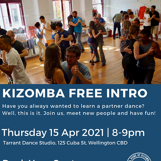Kizomba Free Intro Thursday (1)