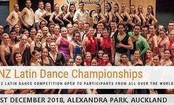 NZ Latin Dance Championship 2018, Bari &
