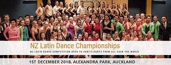 NZ Latin Dance Championship 2018
