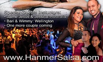 Hanmer Salsa Winter Festival 2018