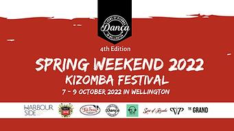 Spring Weekend 2022 - Kizomba Festival