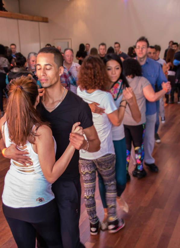 Learn Kizomba in Wellington with Wimmy & Bari www.danca.co.nz