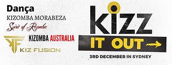 Kizz It Out 2016 - Sydney Kizomba Festival