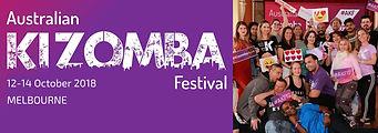 Australian Kizomba Festival 2018