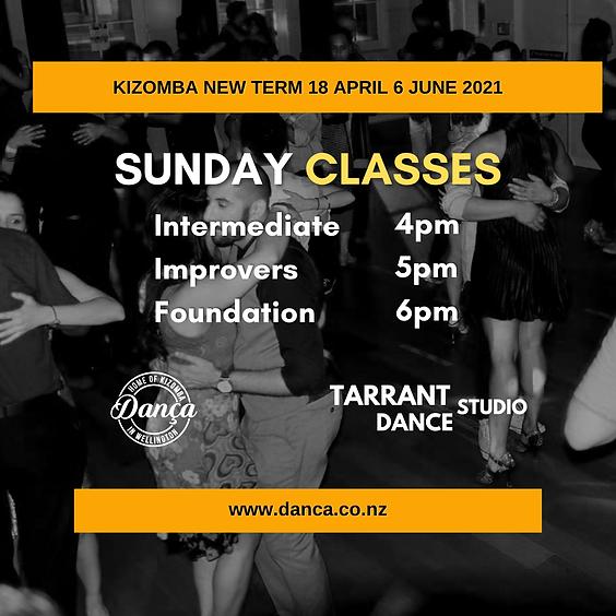 Kizomba Foundation Term Sunday