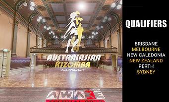 NZ Qualifiers - Australasian Kizomba Cha