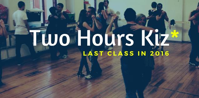 Last Classes of 2016
