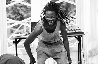 Wellington Afro Dance Workshop 2017