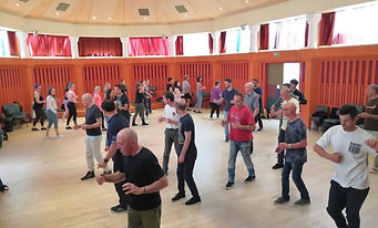 Christchurch Kizomba Workshop September