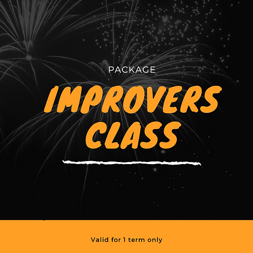Improvers Term Package