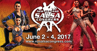 New Zealand Salsa Congress 2017