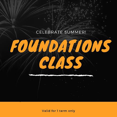 Kizomba Foundation Class