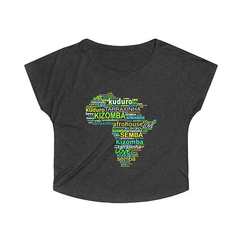 Hanging Out with Africa - Kizomba Umbrella Soft Tee