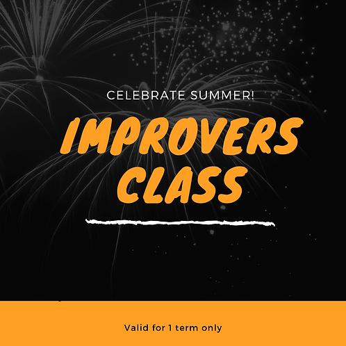 Kizomba Improvers Class
