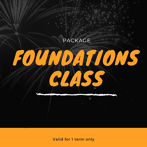 Foundation Term Package